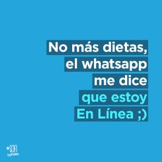 Whatsapp, chicas, frases