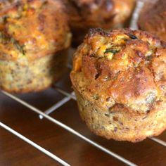 Savoury Breakfast Muffins - Paleo