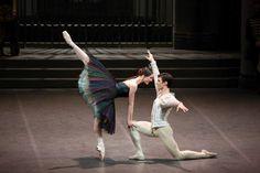 Martina Arduino in Ratmansky's Swan Lake – a ballet star is born at La Scala? - Martina Arduino as Odile with Nicola del Freo  – photo by Brescia and Amisano Teatro alla Scala