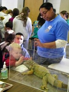 Volunteer opportunities at Wehr Nature Center