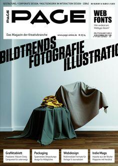 Bildtrends - Fotografie - Illustration - Webfonts - Webdesign