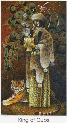 Галерея Tarot of the Cat People – 80 фотографий