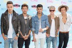 One Direction - Teen Choice Awards 2013
