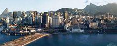 Porto do Rio, 2002