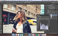 Adjusting colors using the curves adjustment tool and finishing off the film look by adding a texture all in Photoshop. Color Photoshop, Photoshop Actions, Photoshop For Photographers, Photoshop Photography, Fashion Colours, Colorful Fashion, Fashion Photo, High Fashion, Photoshop Youtube