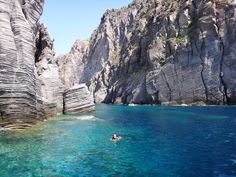 Isole Eolie , Aeolian islands, Sicily, Italy