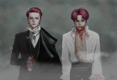 Imagem de sekai, exo, and kai