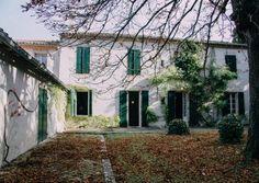 Art Residencies at Studio Faire in Nérac, Lot-et-Garonne, Aquitaine, France.