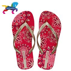 f81f512b939462 Sandals Hotmarzz Women Beach Flip Flops 2018 Summer Woman Shower Shoes Pink  Mandala Flipflops Wedding Sandals