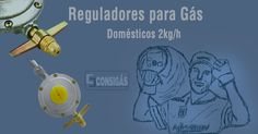 #consigaspecas - Reguladores para Gás, compre na www.consigaspecas.com.br
