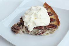 Healthy Pecan Pie!