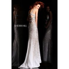 Sherri Hill Dresses found on Polyvore