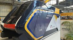 """Yes, in 2016 Hitachi Rail in Italy released the first design impressions of what will be the next generation of trains for regional transport in Italy. """"Caravaggio"""" was the name of the …"""