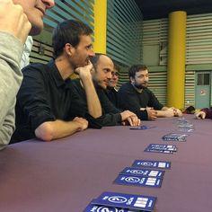 @ubisoft Montpellier se prend au jeu du @gachajam @montpellier_in #mig15