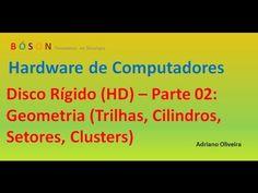 Curso de #Hardware - Vídeo 07 - Disco Rígido - Parte 2 - YouTube