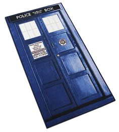 Doctor Who TARDIS Rugs $69.99