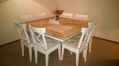 vierkante eettafel riviera maison - Google zoeken