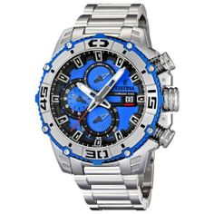 NEW Festina Chronograph Bike TOUR DE FRANCE 2012 Men's Watch F16599/4 Festina. $299.00. Tour De France Collection. Quartz Movement. 100 Meters / 330 Feet / 10 ATM Water Resistant. 48mm Case Diameter. Mineral Crystal. Save 29% Off!