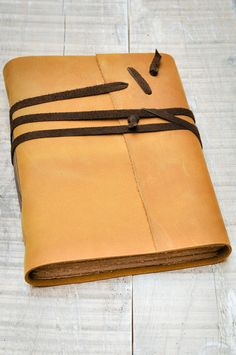 Rustic Leather Journal Handbound Journal Leather Diary
