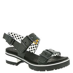 Caterpillar Womens Rumor Platform Sandal Black 9 M US * Learn more by visiting the image link.