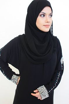 Latest Hijab And Abaya Collection For Women