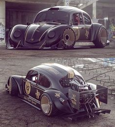Volkswagen – One Stop Classic Car News & Tips Weird Cars, Cool Cars, Supercars, Kdf Wagen, Vw Classic, Vw Cars, Modified Cars, Amazing Cars, Awesome