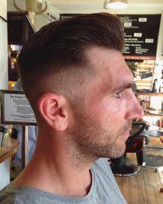 Untitled Medium Skin Fade, Bali Holidays, Bali Travel, Pompadour, Barber Shop, Banana, Barbers, Barbershop