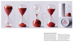 You could be saving someone's life this second, and he could be saving yours the next. Shanghai Blood Center Blood Donation Hourglass Ad by TBWA
