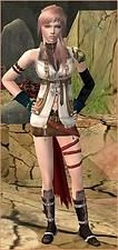 Here's Lightning's outfit from Final Fantasy XIII. Lightning, Sims, Punk, Halloween, Final Fantasy, Outfits, Image, Style, Fashion