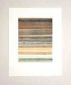 Wernher Bouwens | artist lithograph silkscreen printer