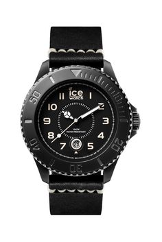 Need a beautiful watch? Look at ICE heritage - Black . Shop it now for 149€ or £115 on Ice-Watch Official Webstore: https://www.ice-watch.com/be-en/icetime/ice-heritage-p-26713.htm?coul_att_detailID=180&utm_source=SOC_Pinterest&utm_medium=Post&utm_content=Product&utm_campaign=2015-11-12_Product-Pinterest-ALL_ALL