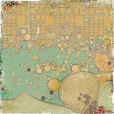 Mapped Settlements - Lekan Jeyifous | Patternbank