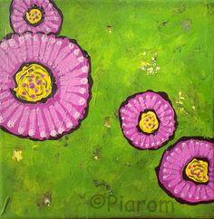 Gänseblümchen - Kunst von Piarom