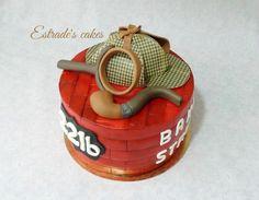Estrade's cakes: tarta de Sherlock Holmes