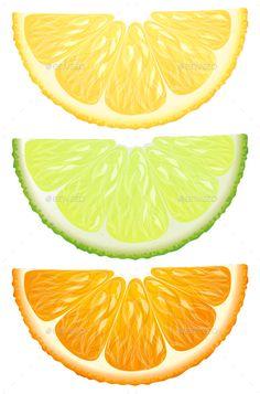 Buy Citrus Slices by vixenkristy on GraphicRiver. Citrus Slices – Lemon, Lime and Orange. Watercolor Fruit, Fruit Painting, Lemon Painting, Painting & Drawing, Watercolor Paintings, Watercolors, Fruits Drawing, Color Pencil Art, Diy Canvas Art