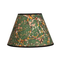 "Antique Spot - 10"" Green Lampshade - lighting - furniture & lighting"