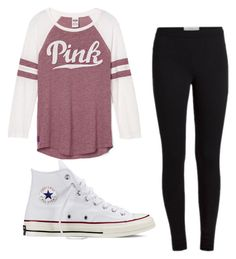 """""""Casual Friday's"""" by livvie47 on Polyvore featuring Converse"""