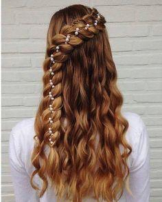 65 Penteados para Meninas Divas!
