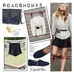 """""""Roadshow#5"""" by kreateurs ❤ liked on Polyvore featuring Fraiche, contestentry, espradilles, kreateurs and roadshow5"""