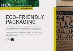 HoodLambs' Eco Standards - Eco-Friendly Pacakging