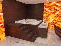tolicci, luxury design home wellness, italian design, luxusny dizajnovy domaci wellness, taliansky dizajn, hot tub, jacuzzi, virivka Jacuzzi, Bathroom Lighting, Tub, Sink, Wellness, House Design, Mirror, Luxury, Furniture