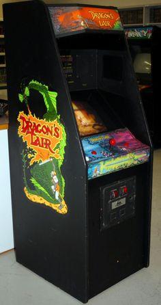 Dragon's Lair - Arcade Game