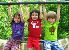 Drei tolle Shirts für tolle Kinder. Shirts, Products, Amazing, Cotton, Kids, Dress Shirts, Shirt