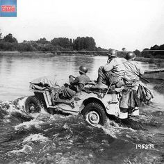Throwback Thursday The best tech of the time! Did you know only 45 days after the U.S. entered WWII, manufacturers rose to the task and created a jeep fit for battle?
