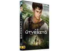 Az útvesztő (DVD) - The Maze Runner