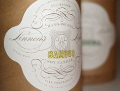 _Linnea's Lights : Hand-Poured Soy Candles — FUNNEL : ERIC KASS