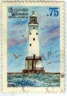 Lighthouse of Sri-Lanka.