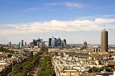 La Défense et l'hotel Hyatt Regency Paris Etoile. #hyattregency #hyatt #hyattparis #hyatt #regency #hyatthotels