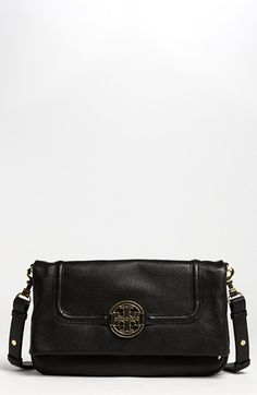 Tory Burch 'Amanda' Crossbody Bag available at #Nordstrom i wouldl ike to wait until it comes out in a maroon, eggplant, or dark brown, red color