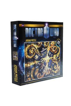 Doctor Who Exploding TARDIS Puzzle  $20  Hot Topic
